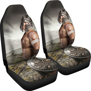 Warrior Car Seat Cover