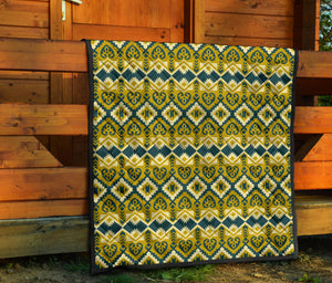 Mexican Quilt/Pattern 03/Quilt/Blanket/Bed Spread