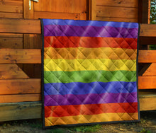 Load image into Gallery viewer, Pride Quilt