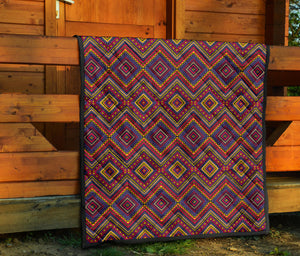 Mexican Quilt/Pattern 06/Quilt/Blanket/Bed Spread