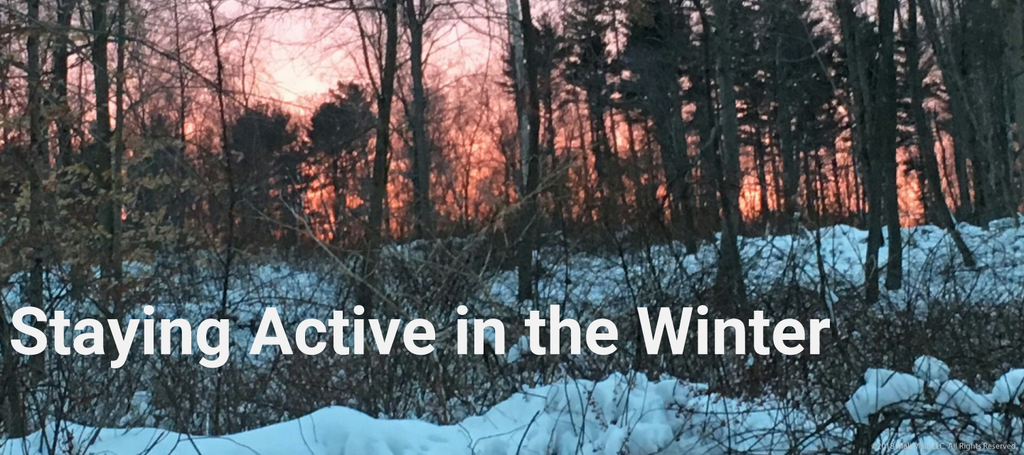 Tips from the Mali Mali team about staying active this winter season