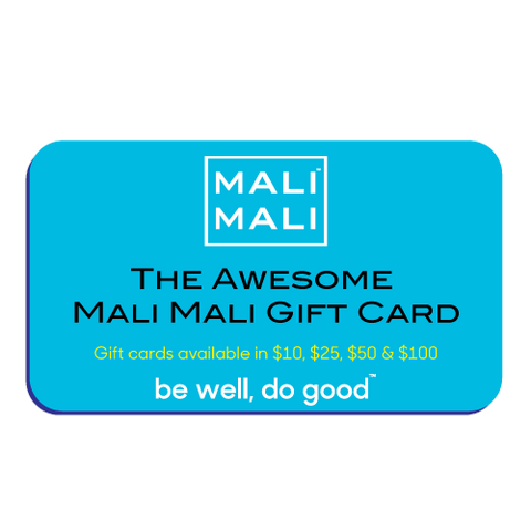 The Awesome Mali Mali Gift Card