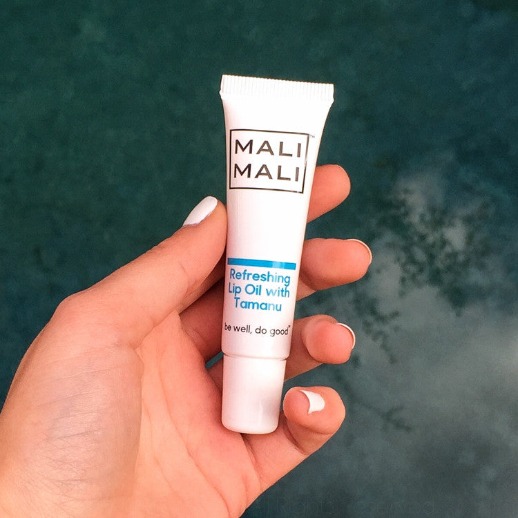 Mali Mali Soothing Lip Oil