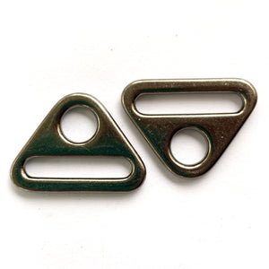 "1"" Triangle Rings (set of 2) - PfitzSewSwell"