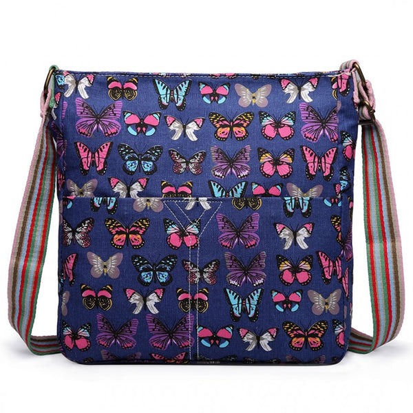 Lulu Canvas Square Printed Ministry Bag