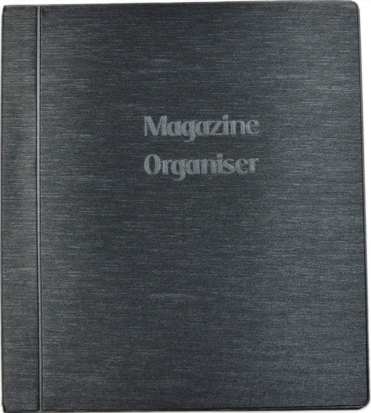 Magazine Organizer - Colored Cover
