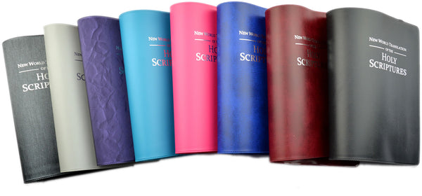 Standard NWT Bible Cover - Various Colors