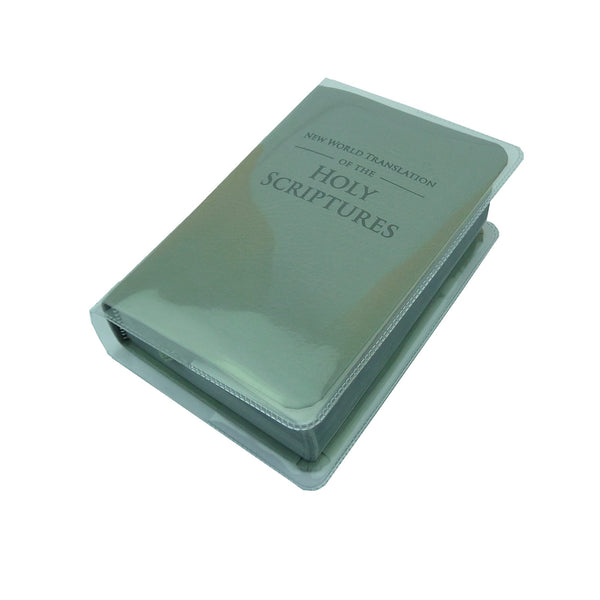 Standard NWT Bible Cover - Clear