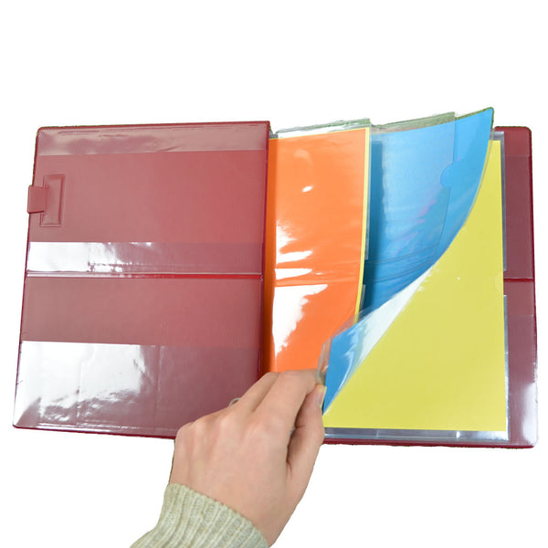 Tract and Magazine Organizer