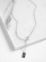 Mini Quartz Crystal Necklace