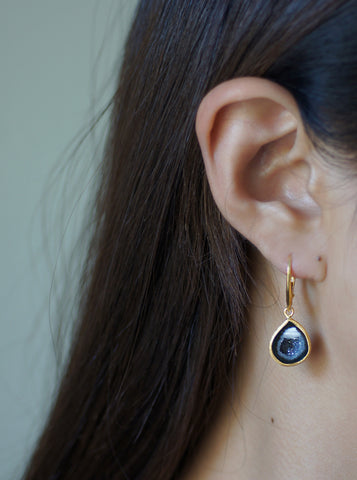 Related product : Antique Geode Dangle Earring **