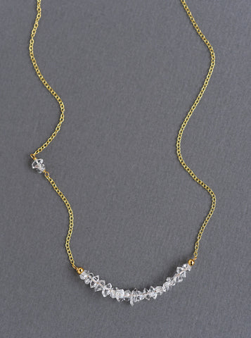 Related product : Monarchy Gemstone Bead Necklace