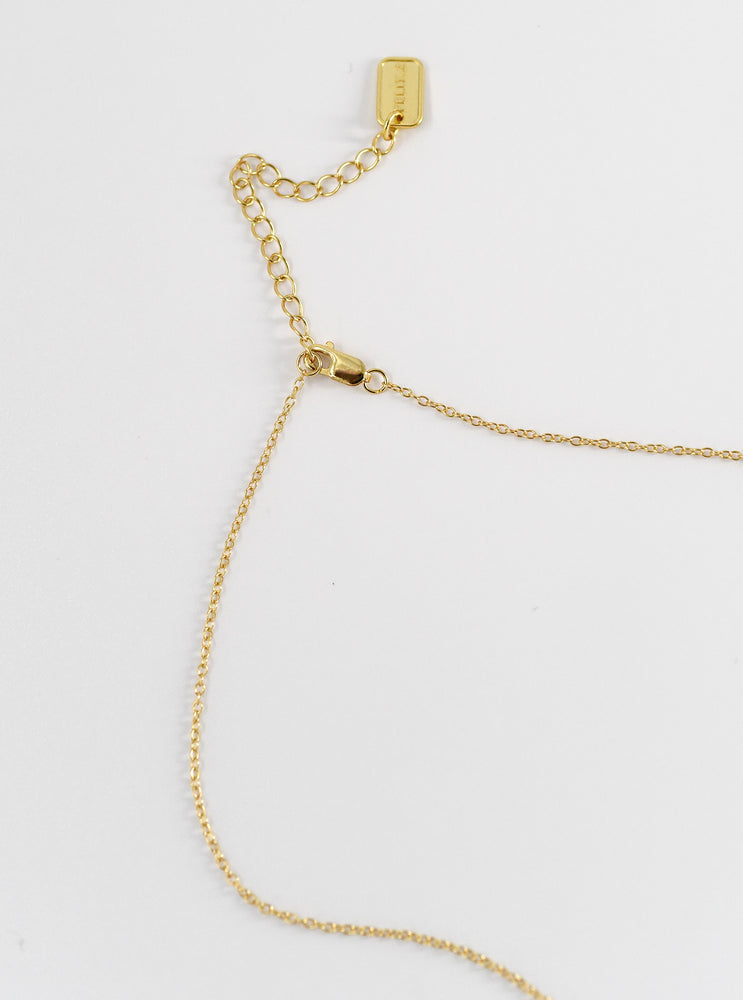 Branch Herkimer Diamond Necklace