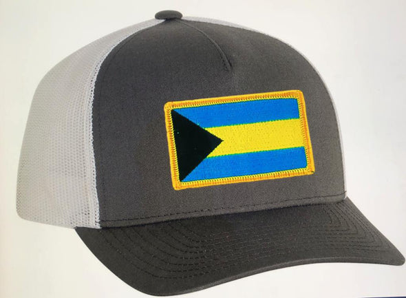 Bahamas Relief Hat