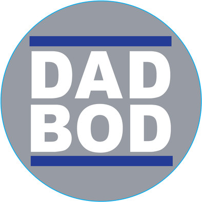 Dad Bod - Sticker