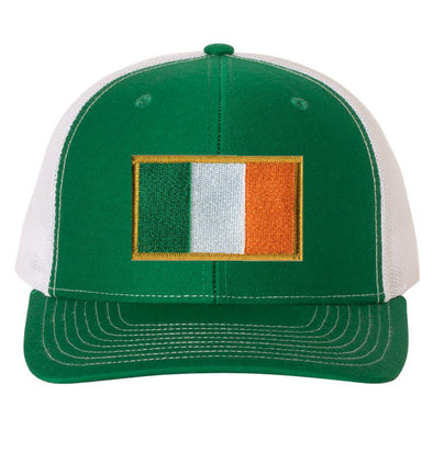 St Pattys Day Irish Flag Hat