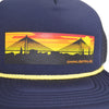Charleston Sunset Trucker Hat