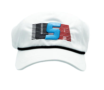 Retro USA hat