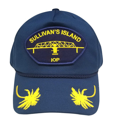 ***NEW ARRIVAL** Sullivans IOP Captains Hat