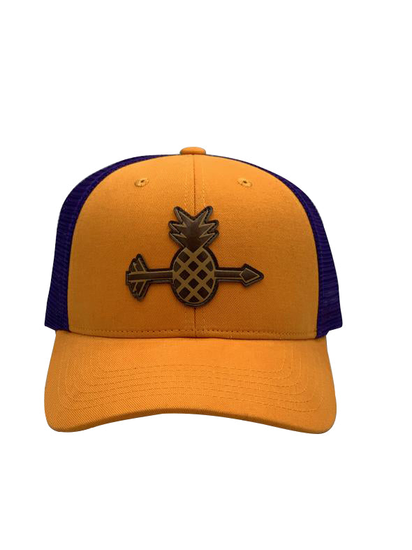 Purple Pineapple Hat