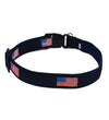 USA Dog Collar - Navy