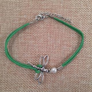 Dragonfly Bracelet-Bracelet-Hallvaror-Gift_Ideas-Clothing-Jewelry-Accessories