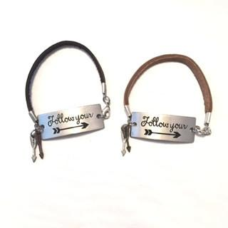 Follow Your Arrow Inspiration Bracelet-Bracelet-Hallvaror-Gift_Ideas-Clothing-Jewelry-Accessories