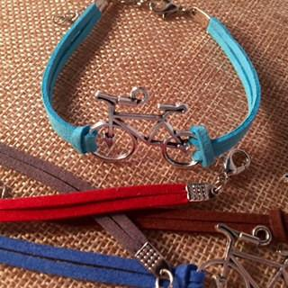 I want to Ride My Bicycle Bracelet-Bracelet-Hallvaror-Gift_Ideas-Clothing-Jewelry-Accessories