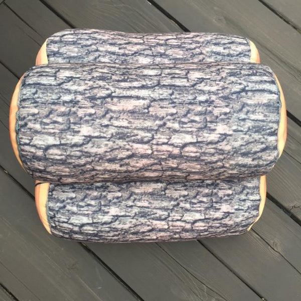 Log Pillow ~ Cabin, Home or Travel!-Pillow-Hallvaror-Gift_Ideas-Clothing-Jewelry-Accessories