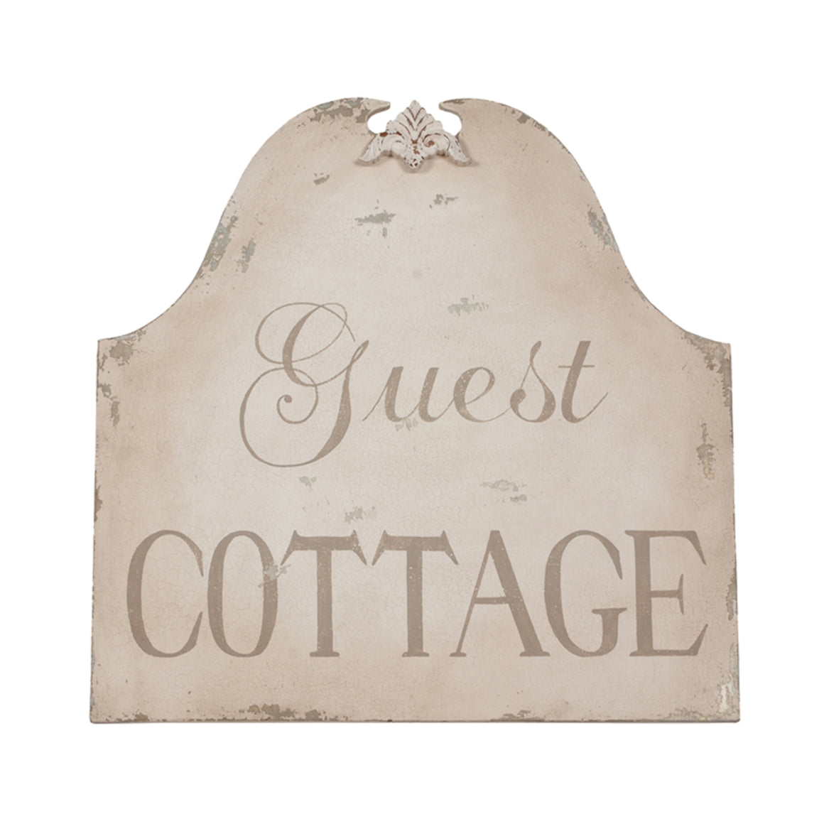 Guest Cottage Sign