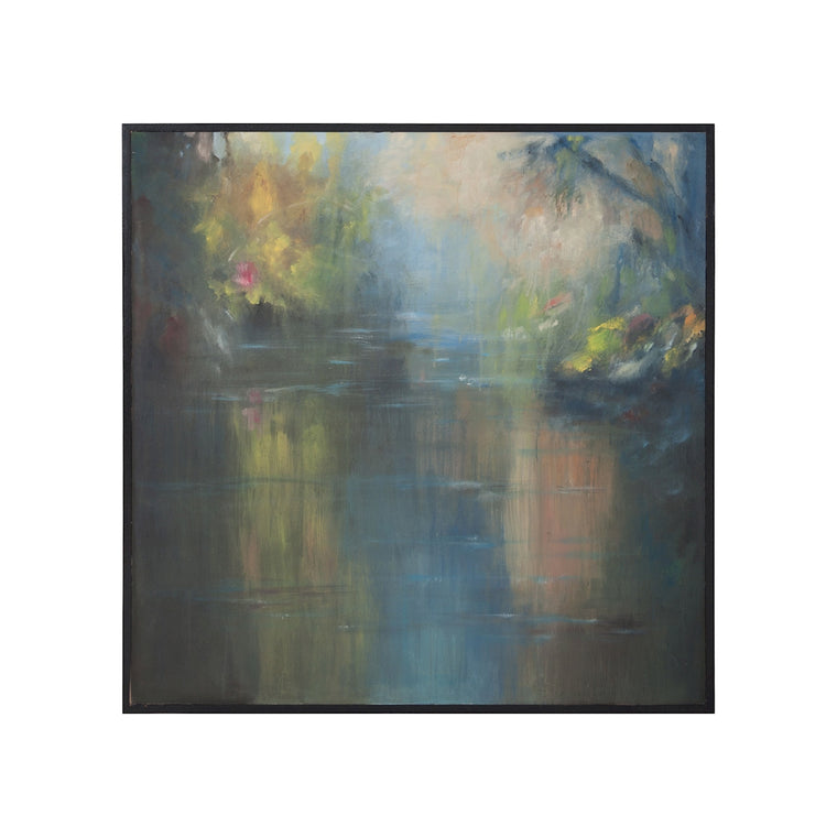 """Lazy River"" Wall Art"