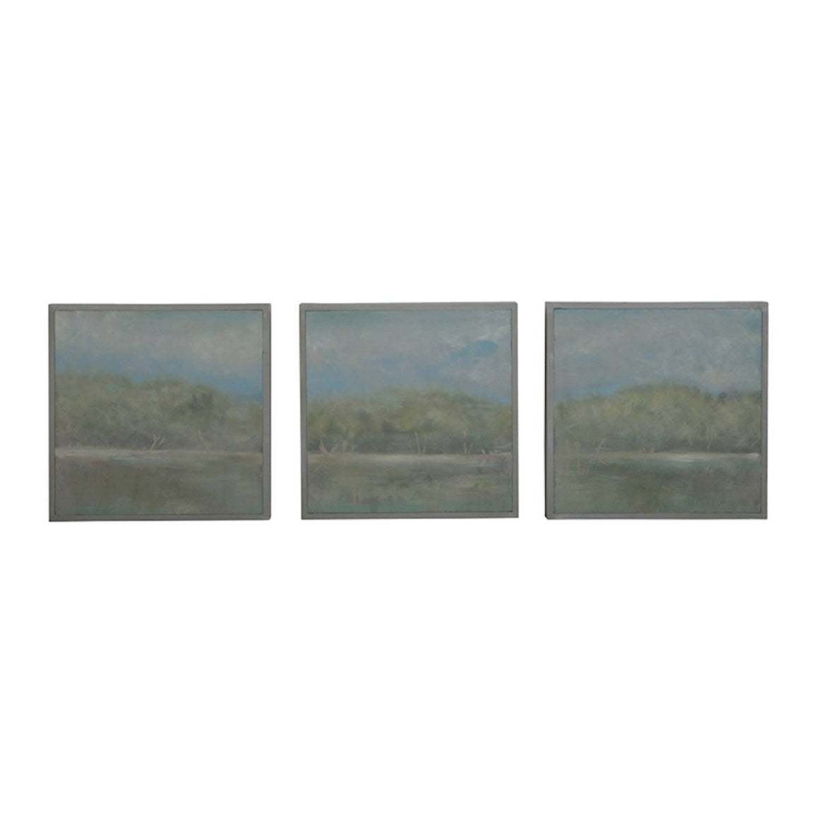 """Front Porch Views"" Landscape Wall Art"