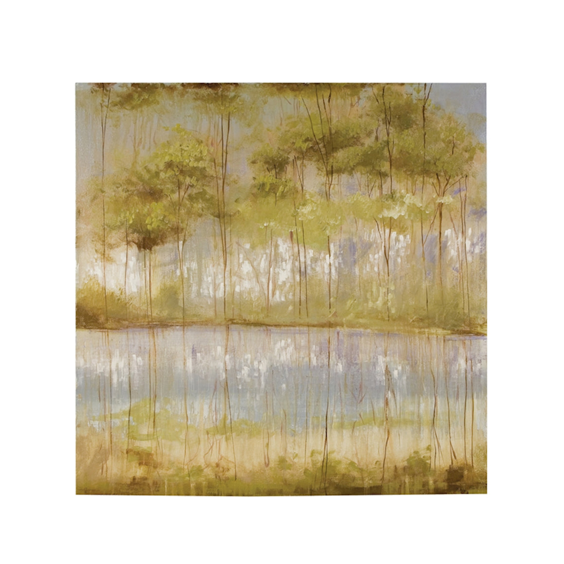 """Reflections"" Landscape Wall Art"