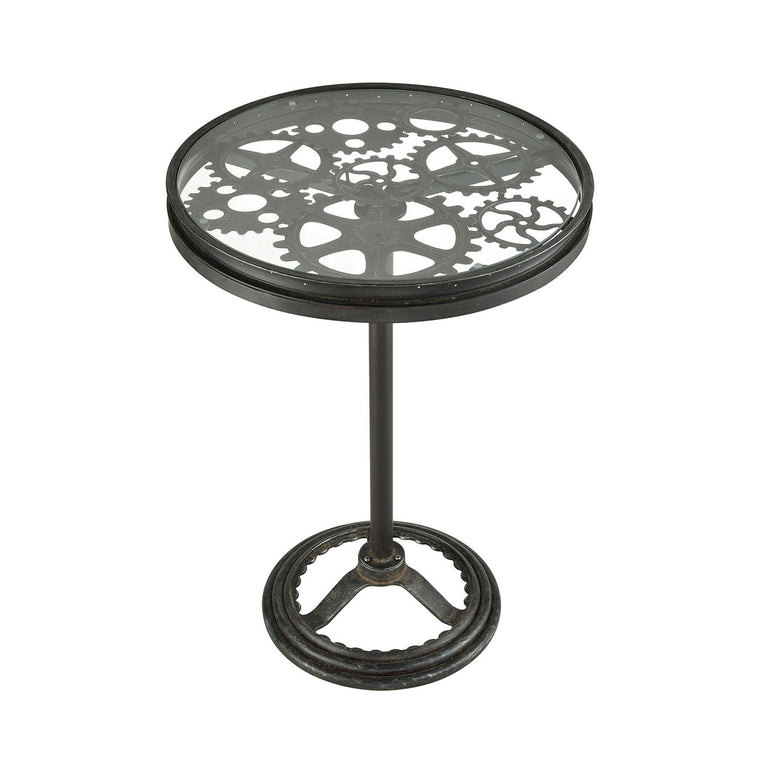 Tourbillon Side Table