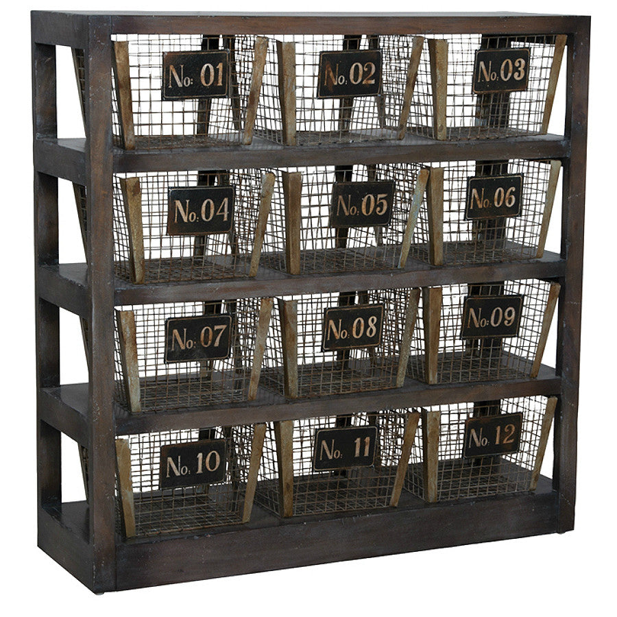Basket Shelves