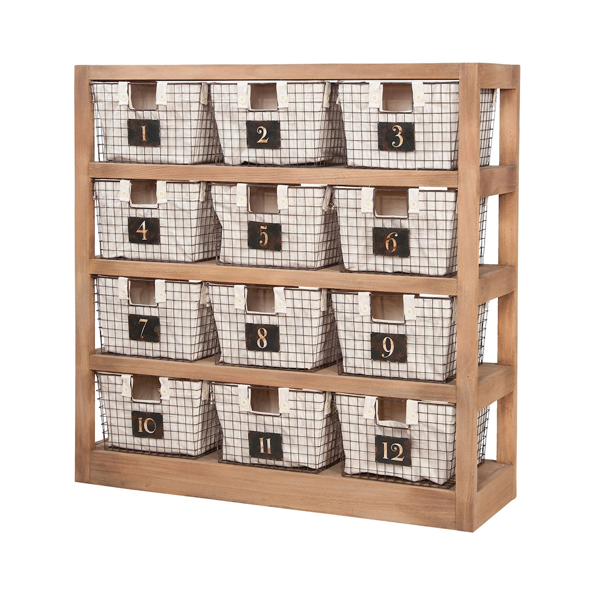 Locker Baskets Storage Shelf