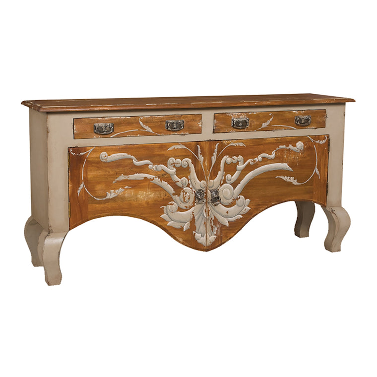 French Country Sideboard, Vintage Americana