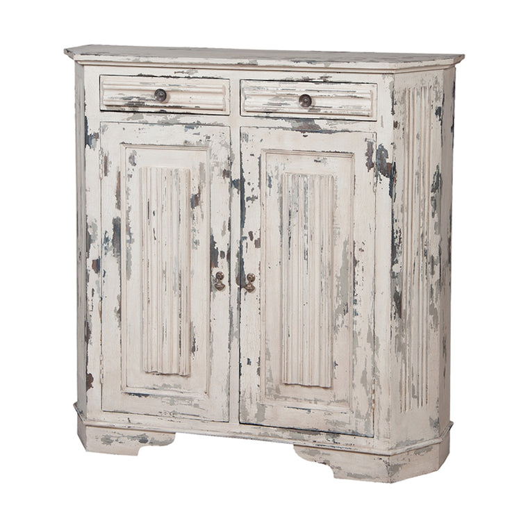 European Farmhouse Cabinet