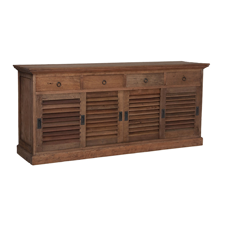Reclaimed Waterfront Credenza