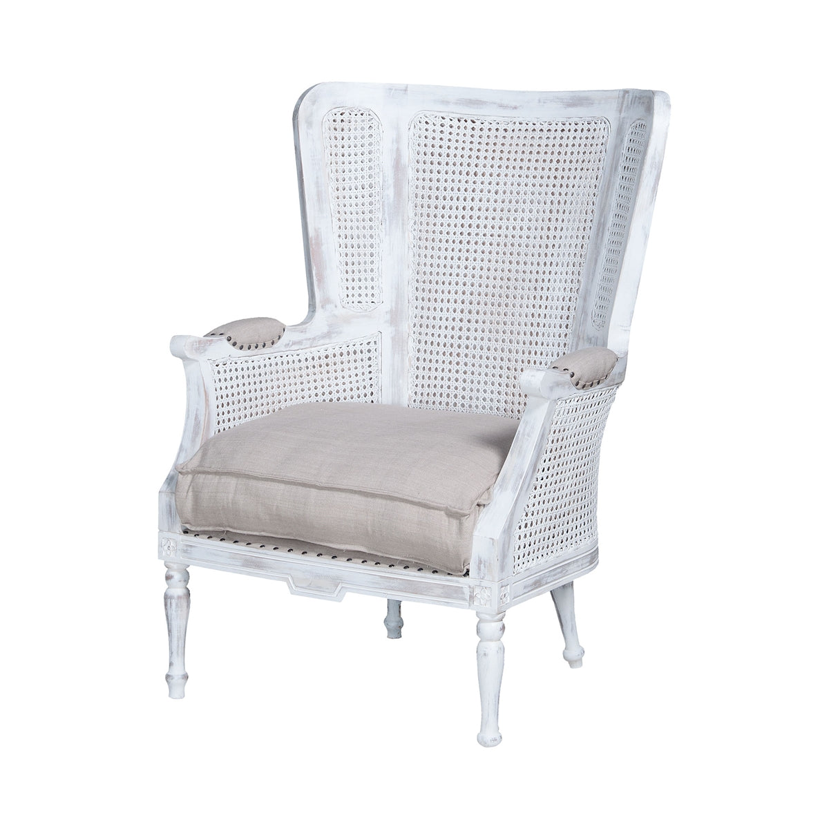 Chelsea Wing Back Chair ...