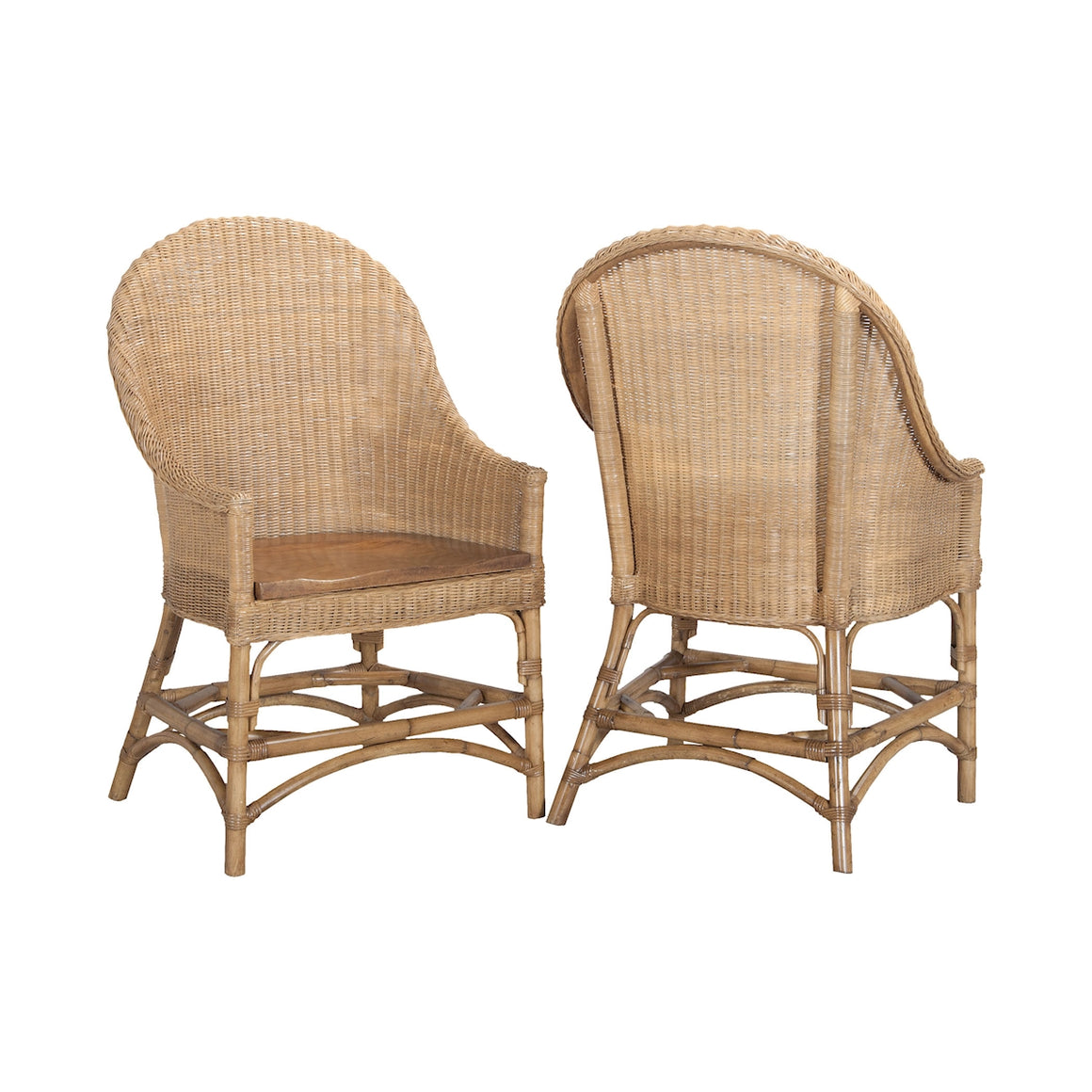 Catskill Woven Chair - Pair