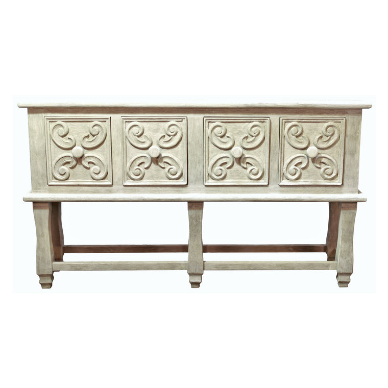 Narrow Mallorca Sideboard