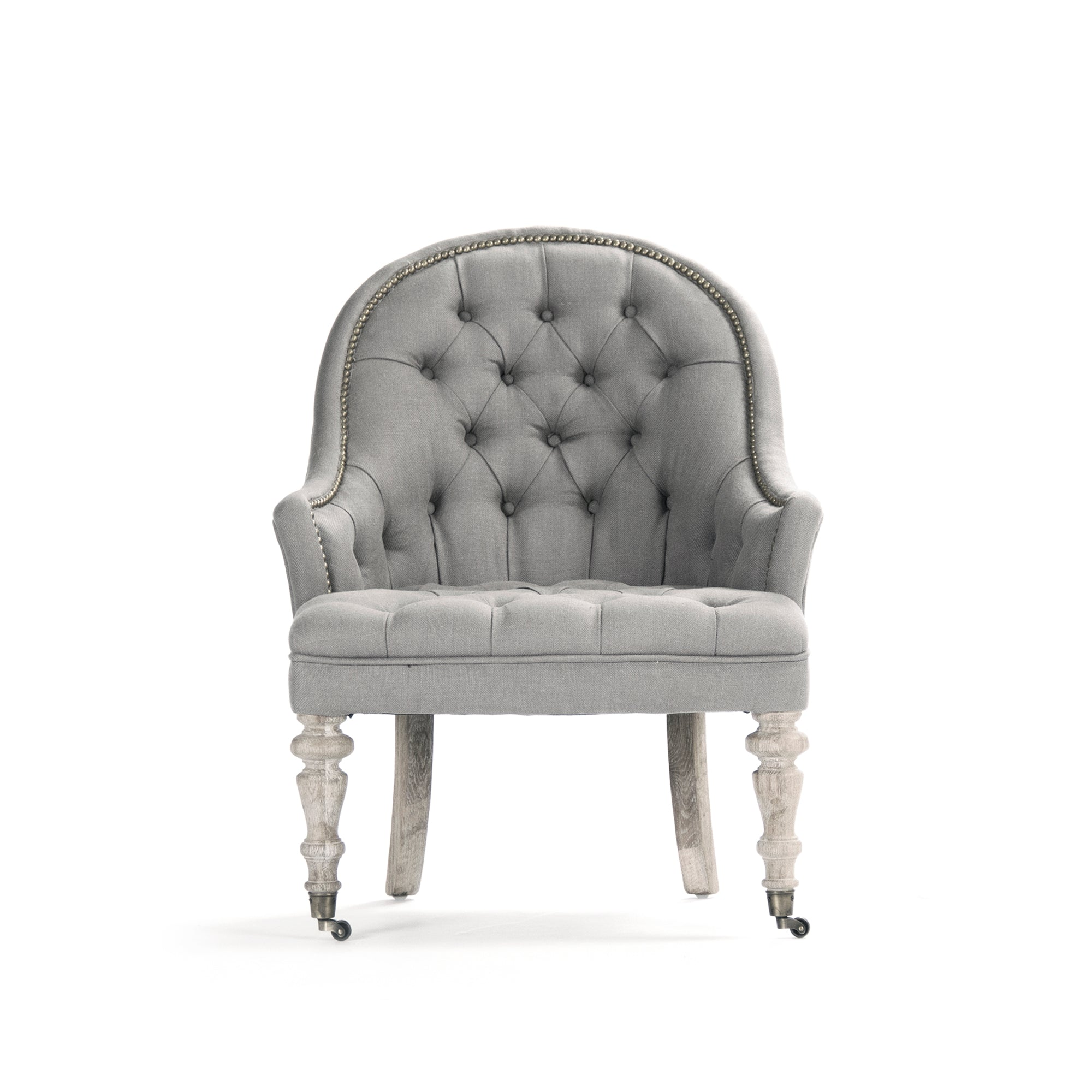 ... Tristan Tufted Club Chair ...