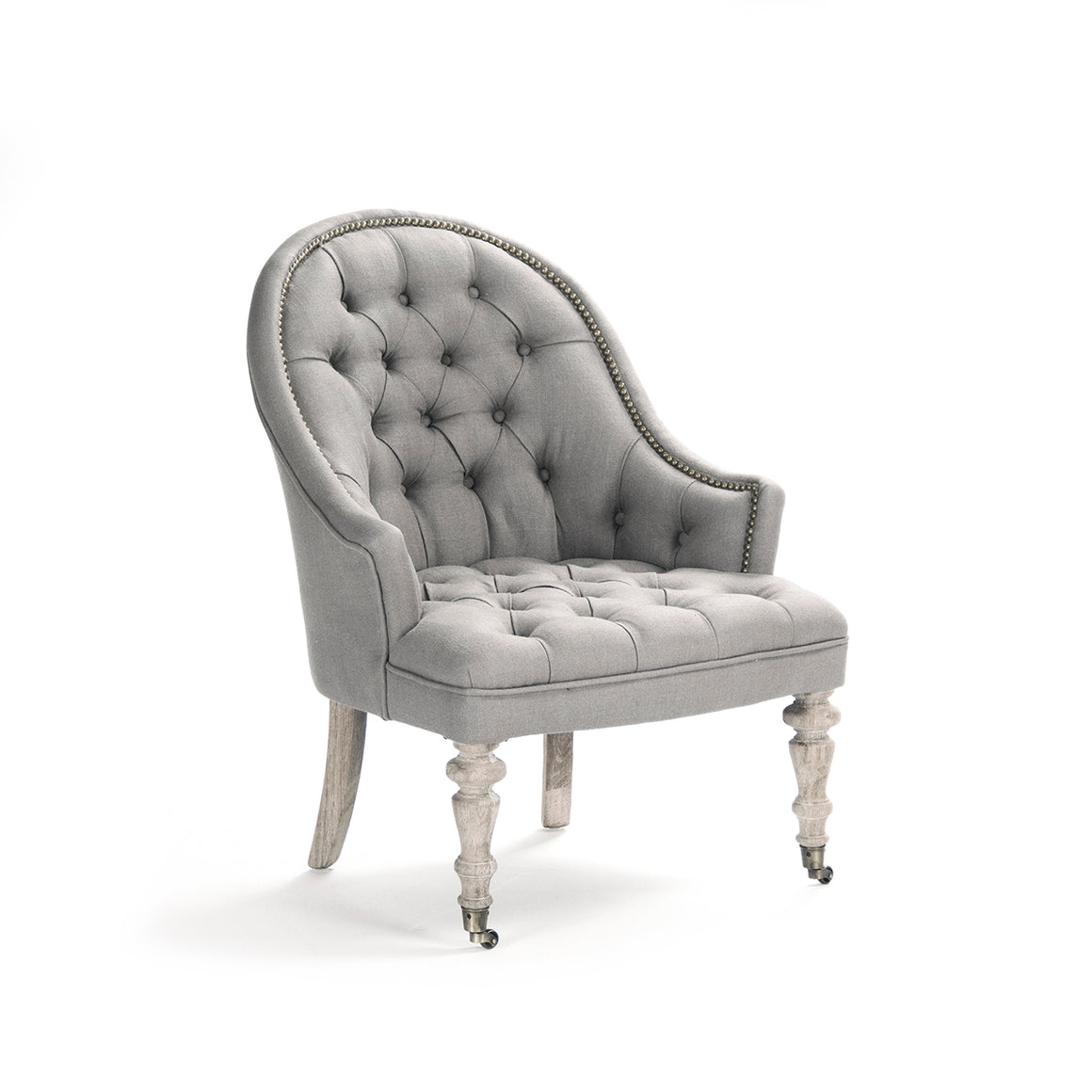 Tristan Tufted Club Chair