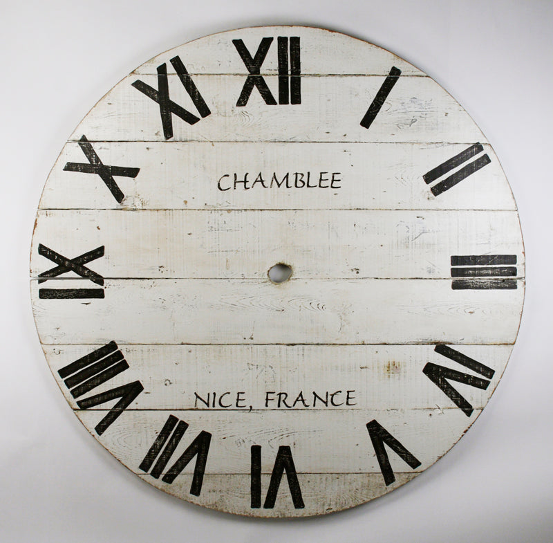 Oversized French Clock