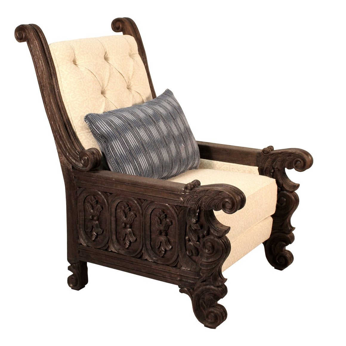 Colonial Occasional Armchair