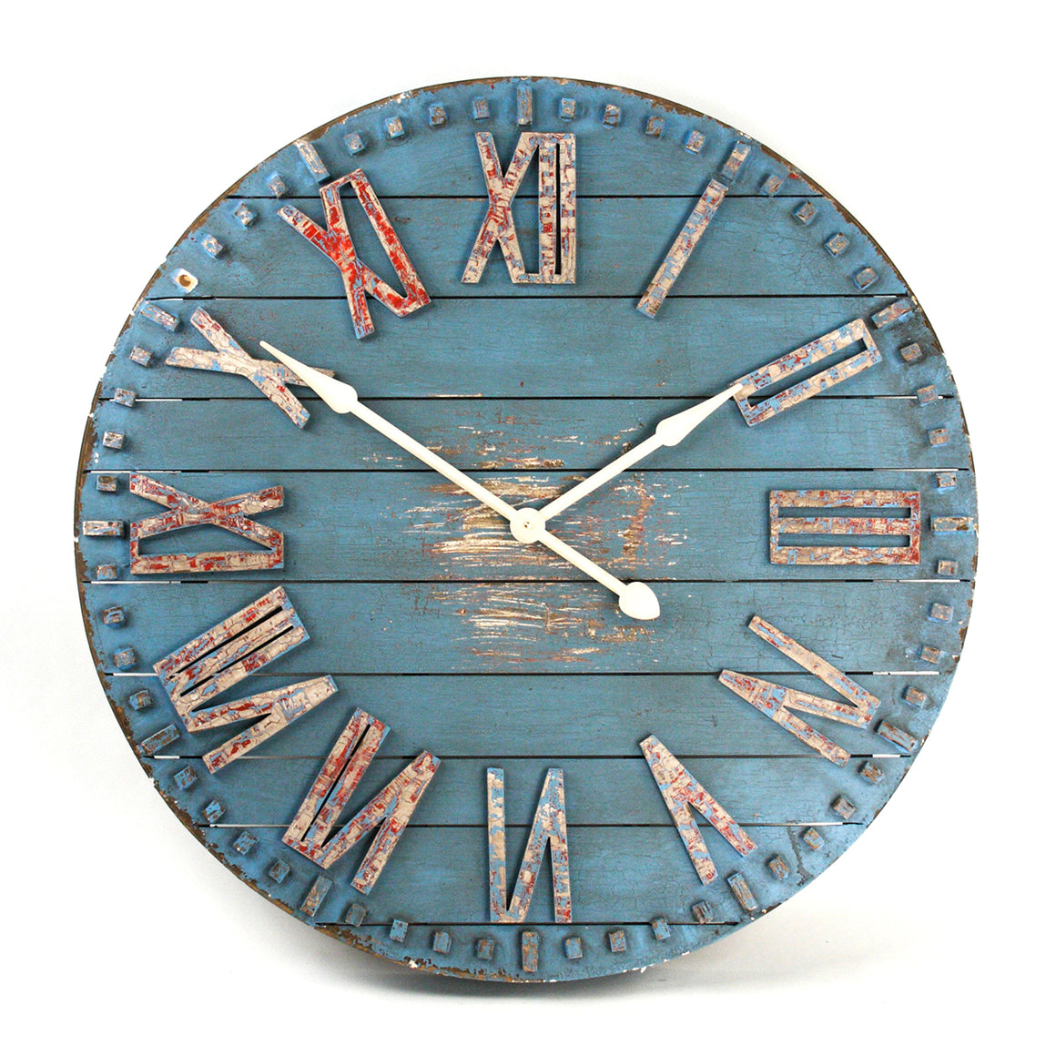 Fusion Farmhouse Clock