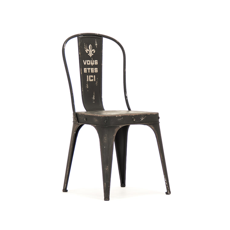 Christelle Iron Chair