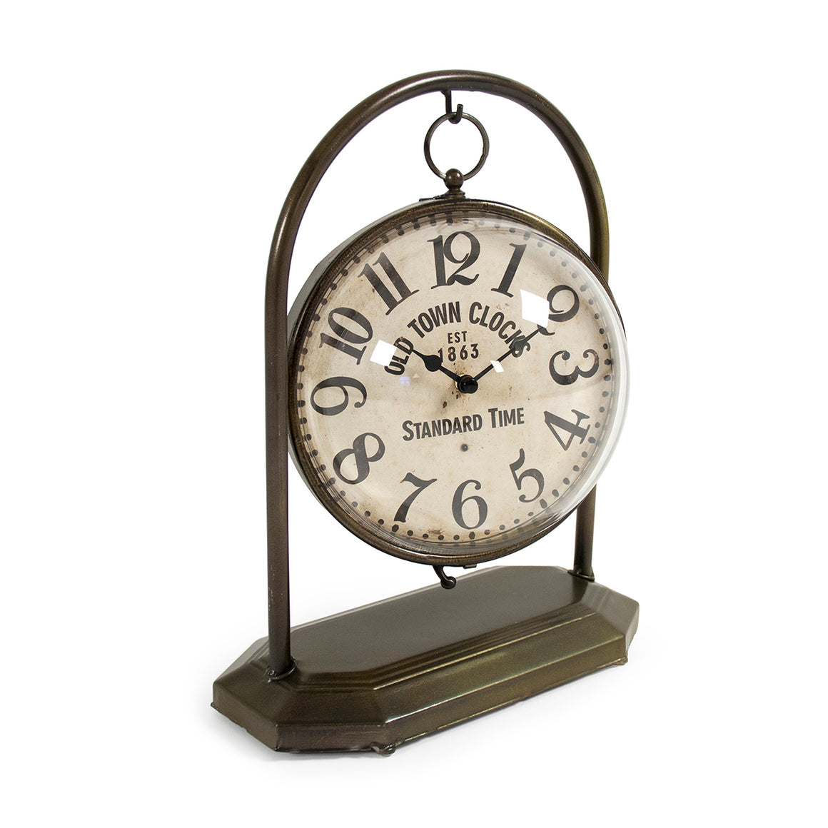 Old Town Desk Clock