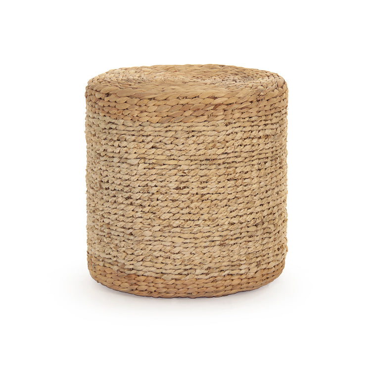 Woven Cylinder Stool